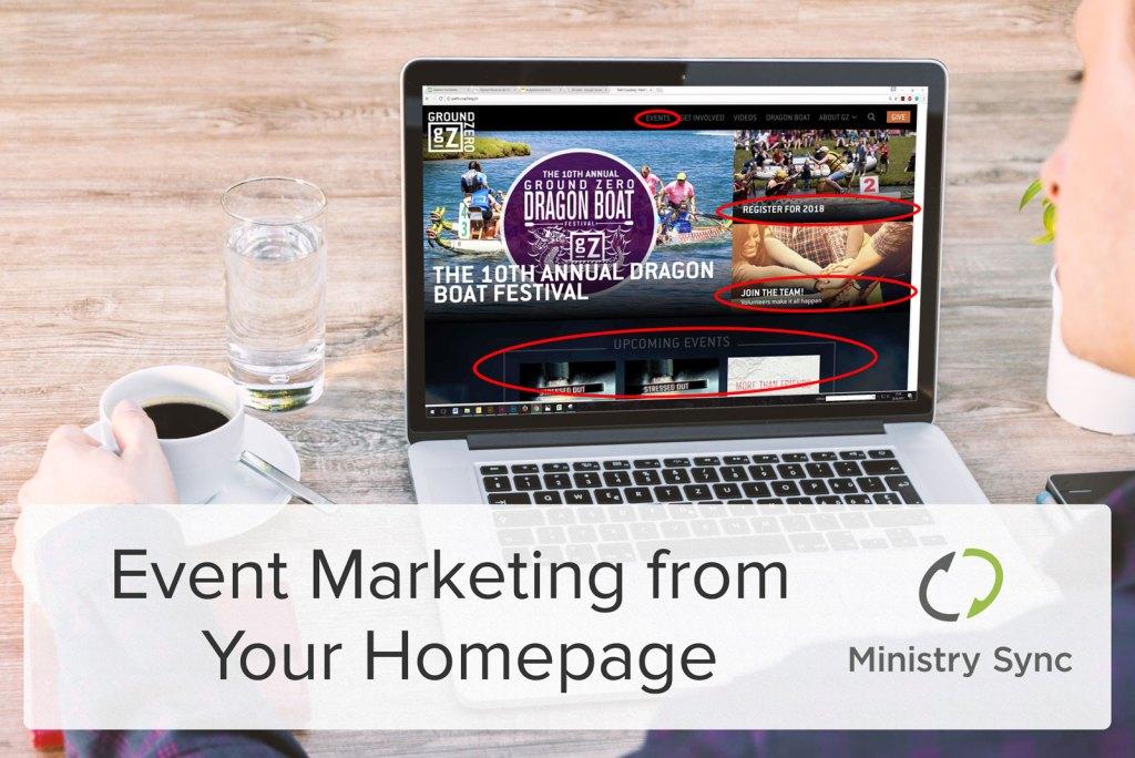 Event Marketing Samples
