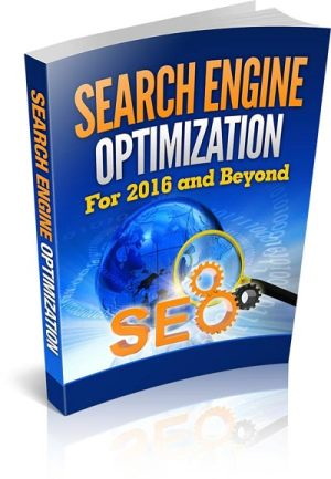 SEO For 2016 And Beyond