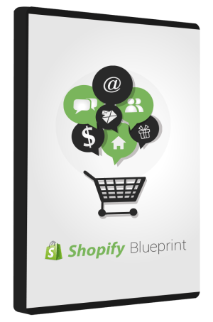 Shopify blueprint video tutorials