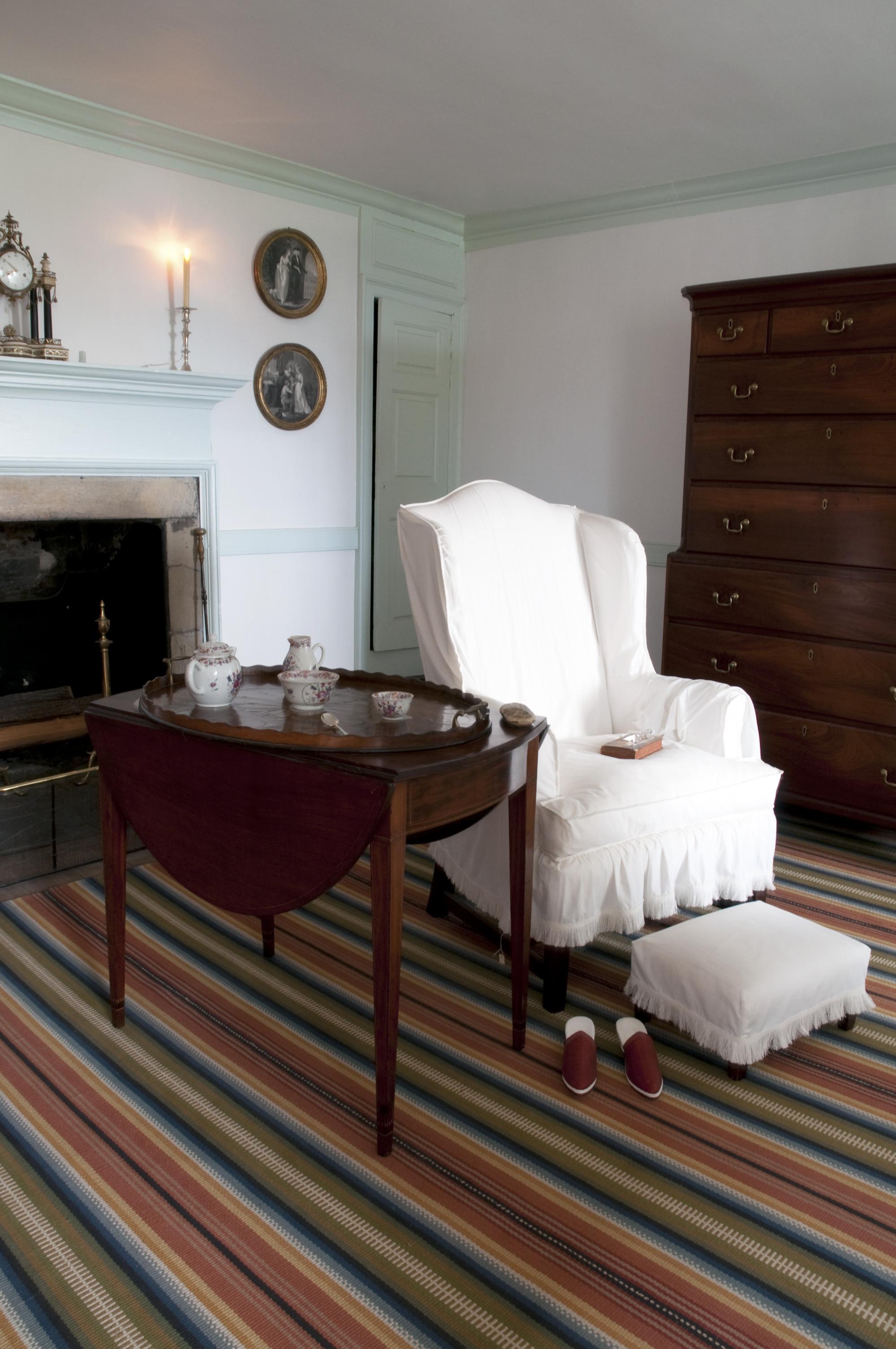 Breakfast Table George Washington S Mount Vernon