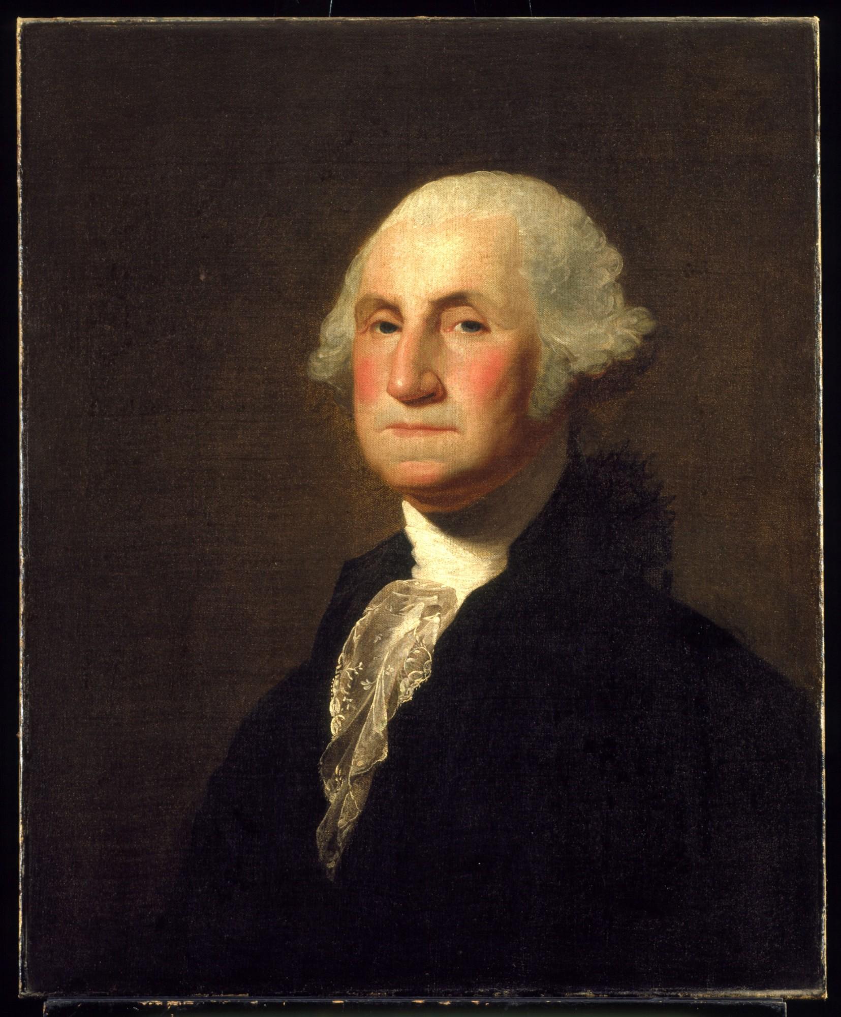 Biography Of George Washington George Washington S Mount Vernon