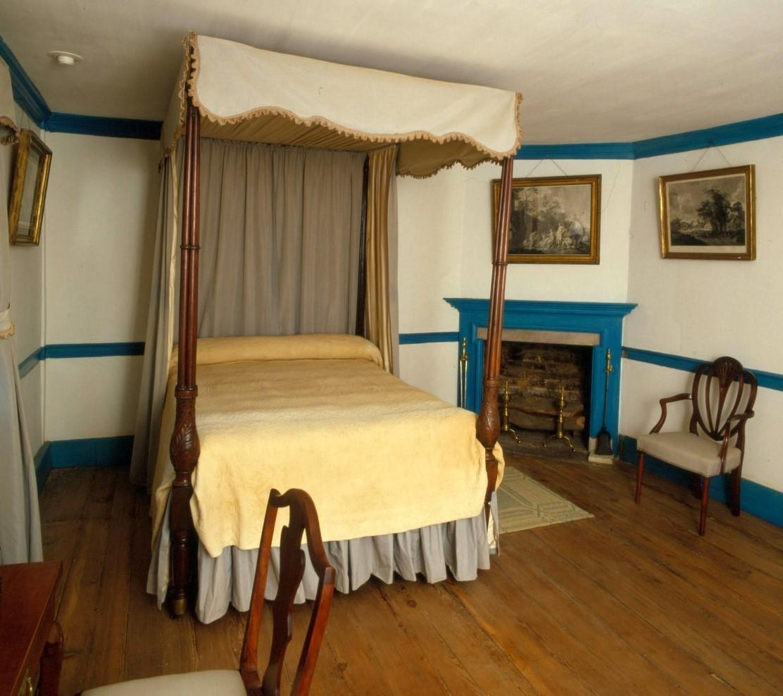 Blue Room George Washington S Mount Vernon