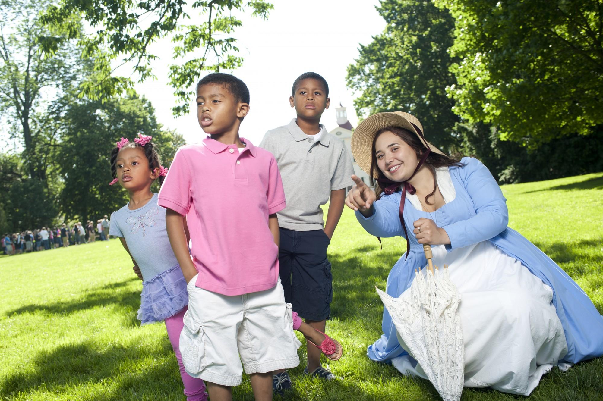 Homeschool Day George Washington S Mount Vernon