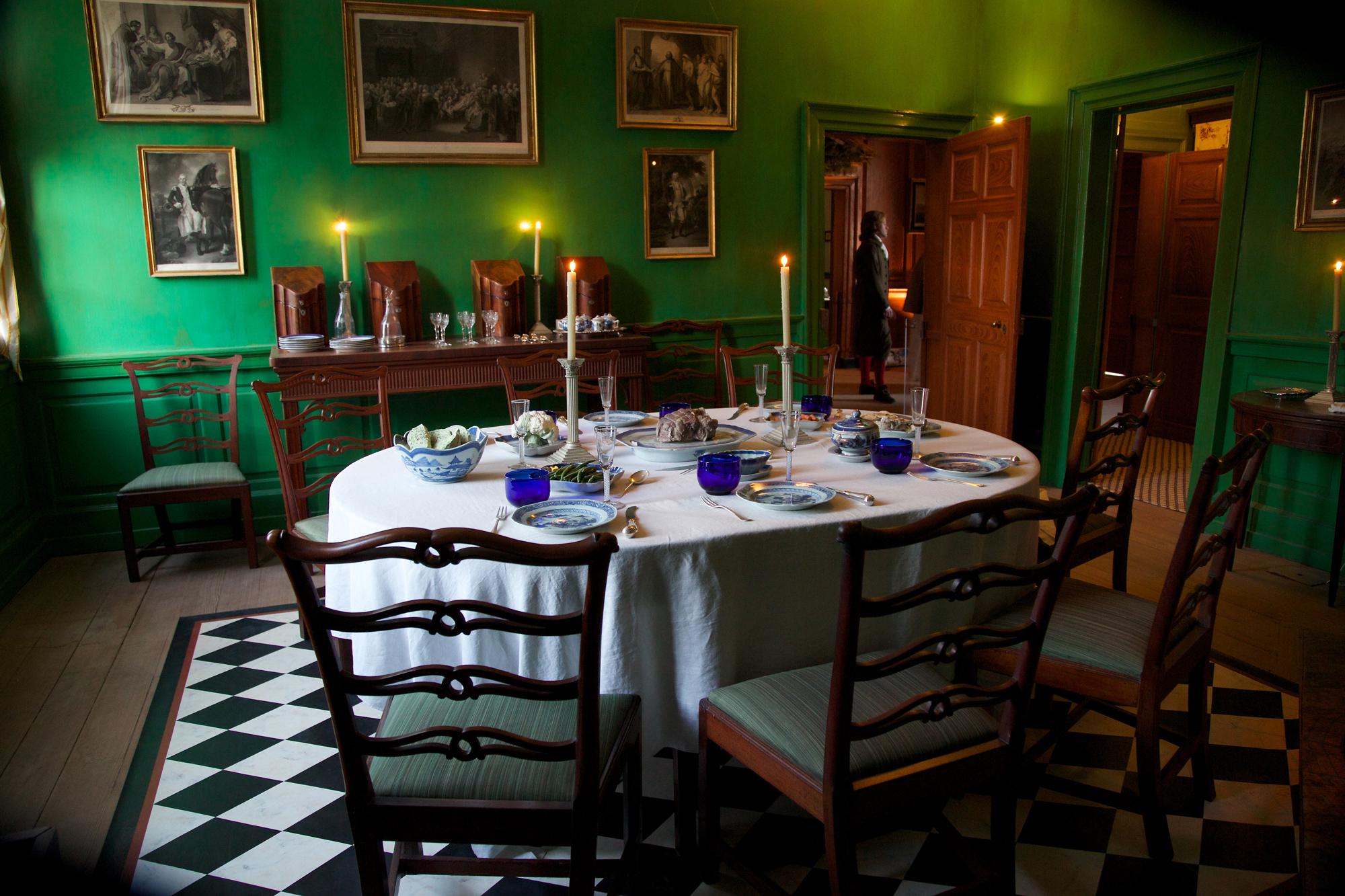 Dining At Mount Vernon George Washington S Mount Vernon