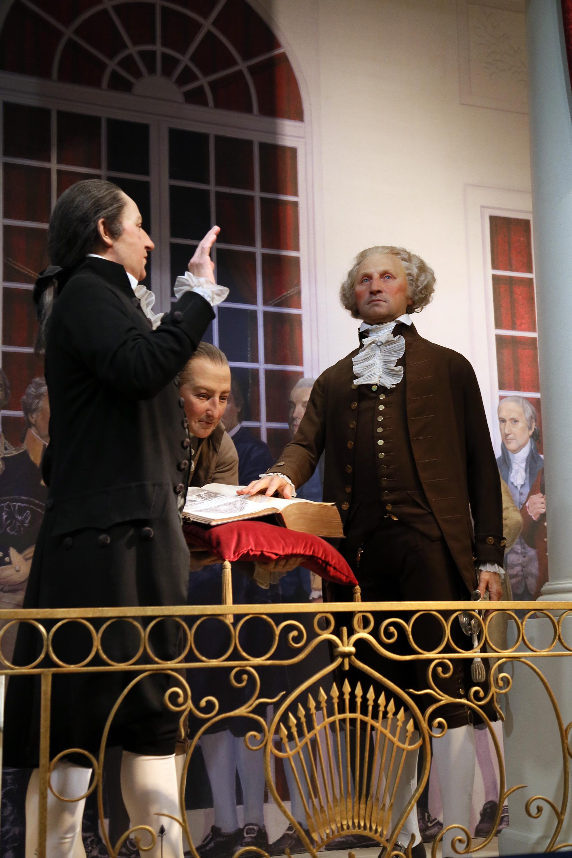Presidential Election Of George Washington S Mount Vernon