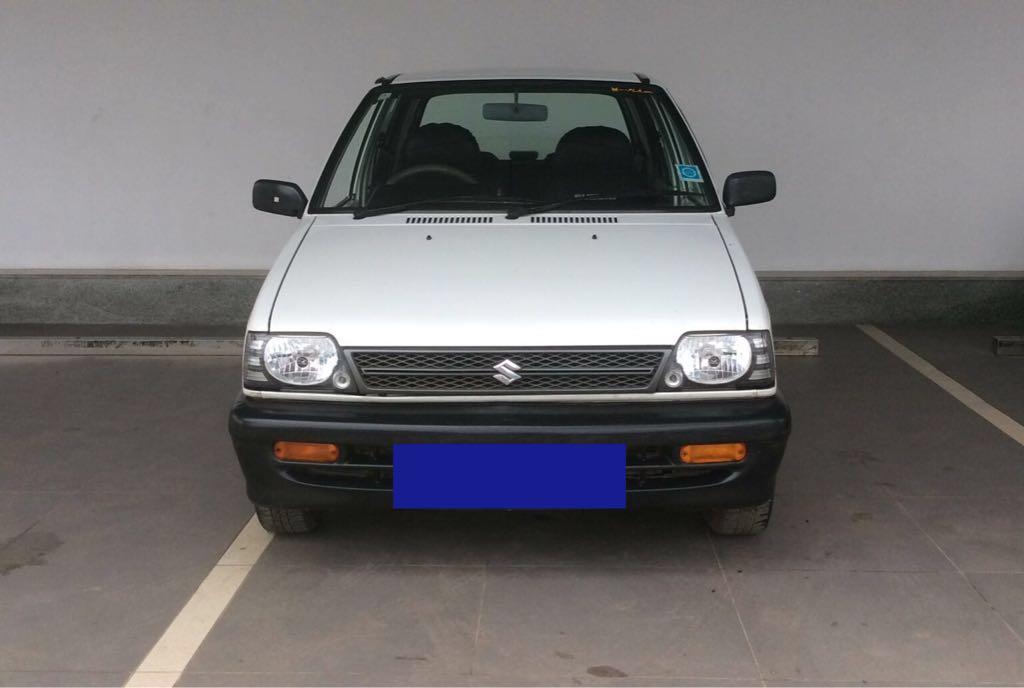 Buy Used Maruti Suzuki Maruti 800 2006 Petrolin Trichy