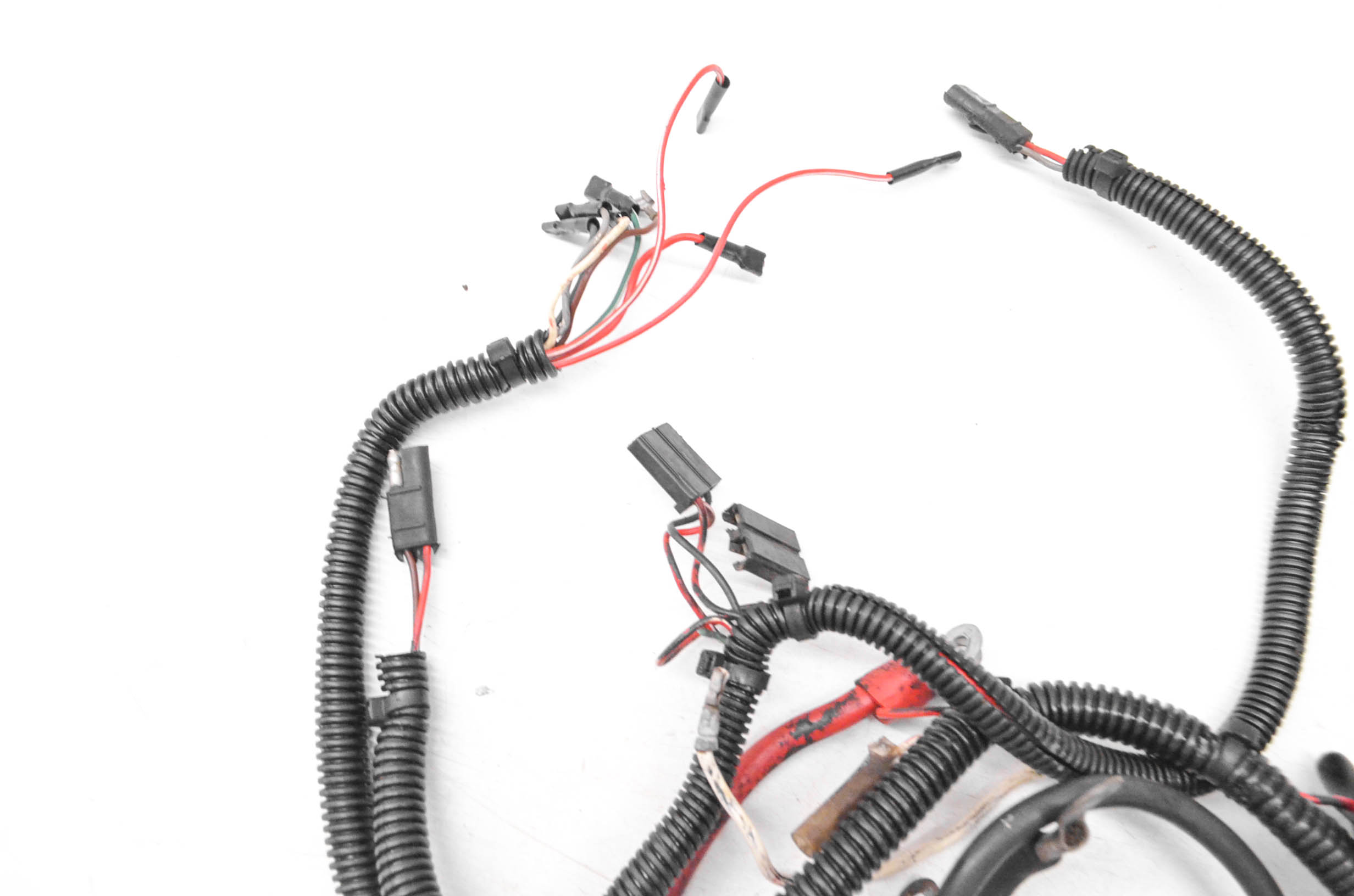 89 Polaris Trail Boss 250 4x4 Wire Harness Electrical