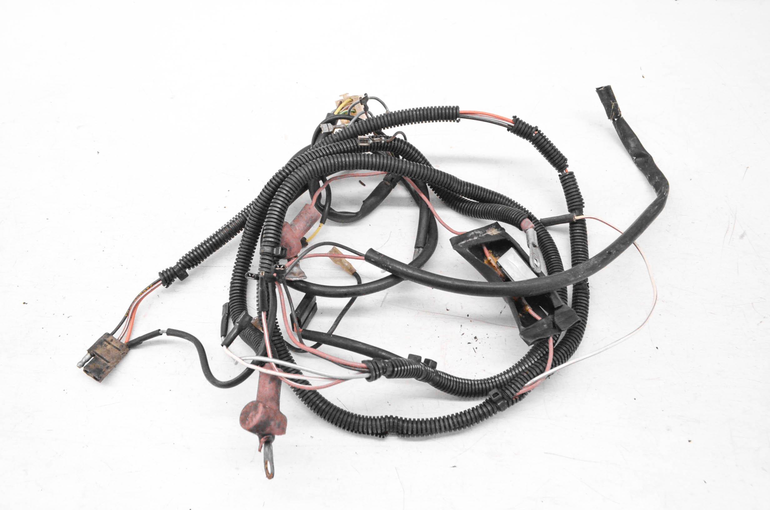 96 Polaris Sportsman 500 4x4 Wire Harness Electrical
