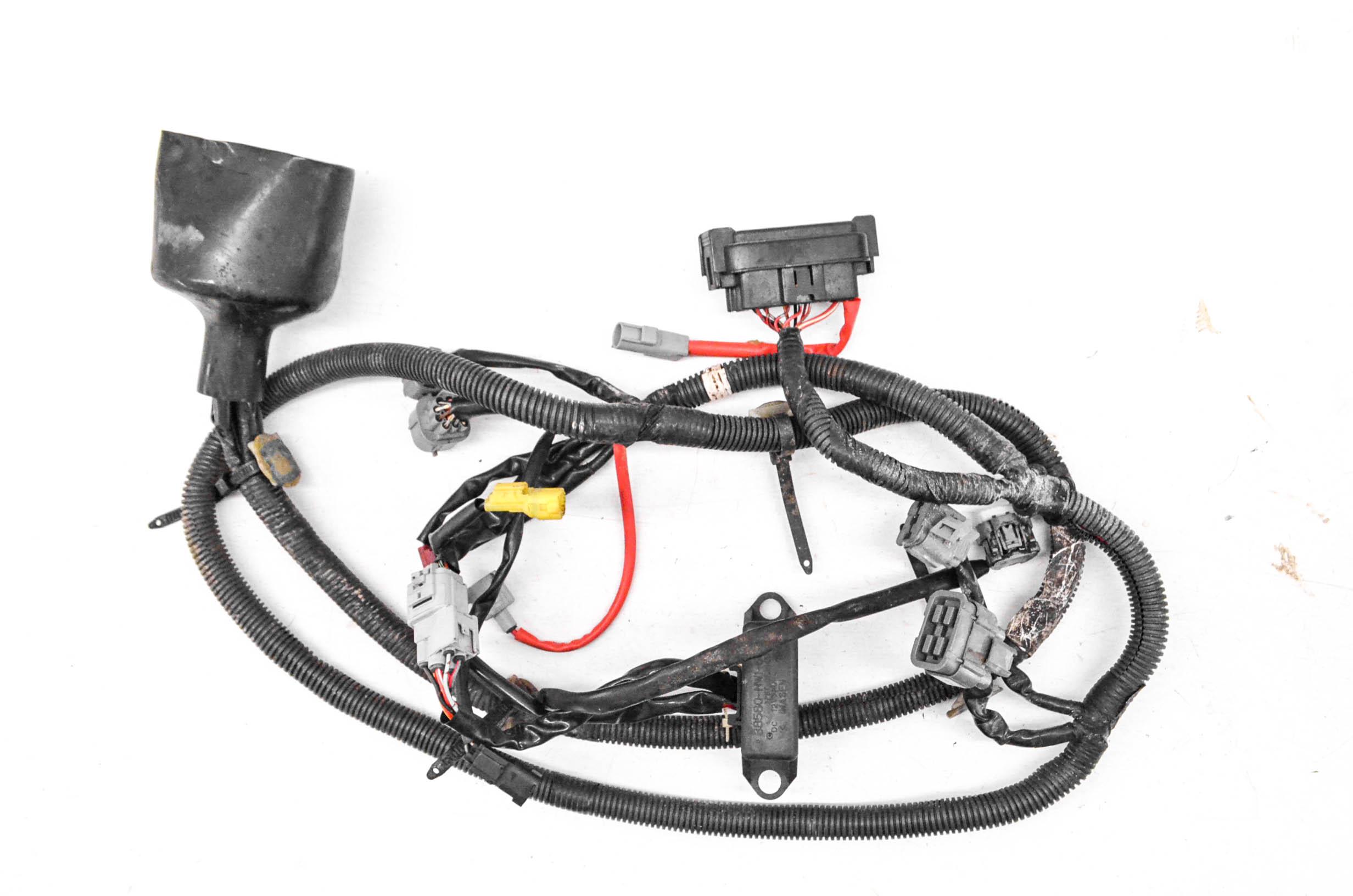 04 Honda Aquatrax F 12x Main Wire Harness Electrical
