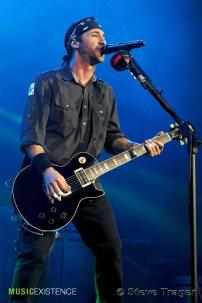 Godsmack - UPROAR Festival 2014 - Steve Trager016