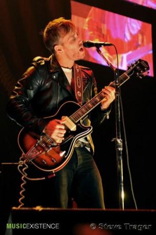 The Black Keys Live - Wells Fargo Center - Philadelphia, Pa - Steve Trager022