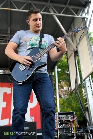 August Burns Red Live Festival Pier @ Penns Landing Philadelphia, Pa - Steve Trager004
