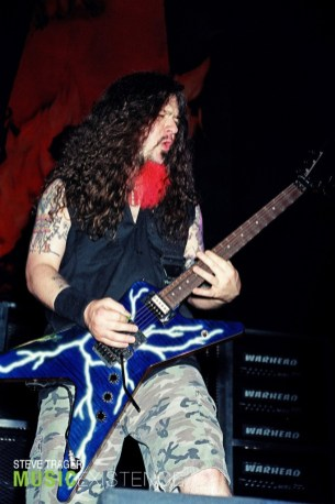 Dimebag Darrell Live Archives 1994 -2001 - Photos - Steve Trager012