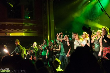 Dropkick Murphys    Webster Hall, NYC 03.10.16