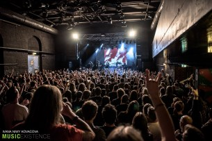 Sólstafir at Arena in Vienna