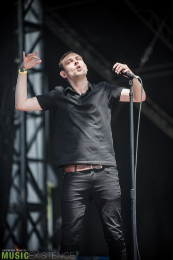 The Twilight Sad at Bestival