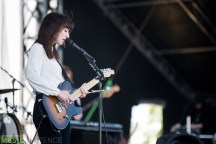 Daughter at Bestival