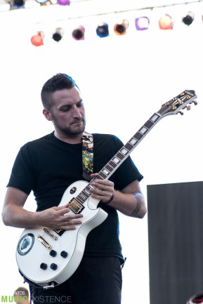 frnkiero andthe cellabration || Shadow Of The City Festival 2016