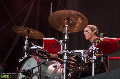 Puscifer at Nova Rock 2016