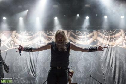 Amon Amarth at Nova Rock 2016
