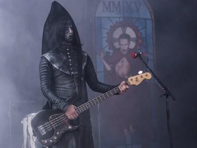 Twiggy Ramirez of Marilyn Manson