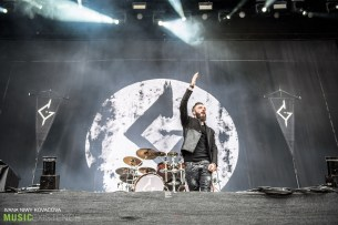 Caliban at Nova Rock 2016