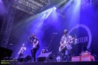 Silverstein at Two Days A Week Special 2016 in Vienna