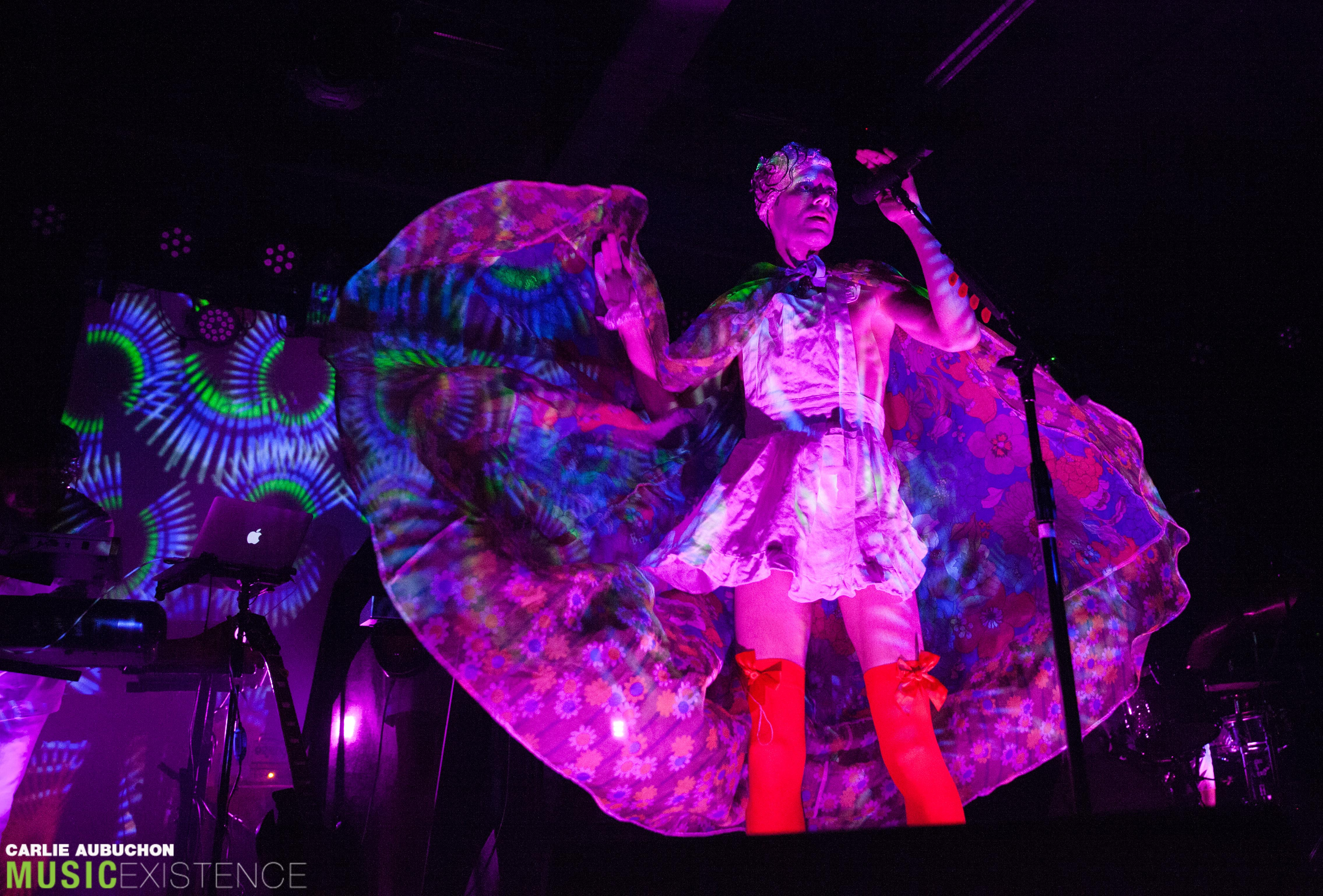 Of Montreal At The Ready Room In St Louis Mo On 92216 Music