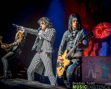 Alice Cooper - 10/6/16 Milwaukee Theatre - Milwaukee, WI.