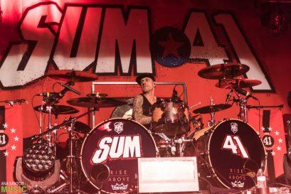 Sum 41    Sayreville, NJ 10.13.16
