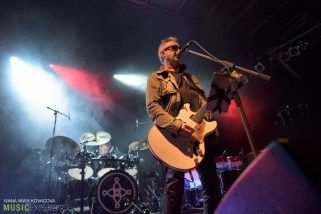 The Mission at Majestic Music Club in Bratislava