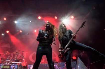 Epica at Forum Karlin in Prague