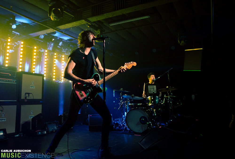 Gallery Japandroids At The Ready Room In St Louis Mo On 3517