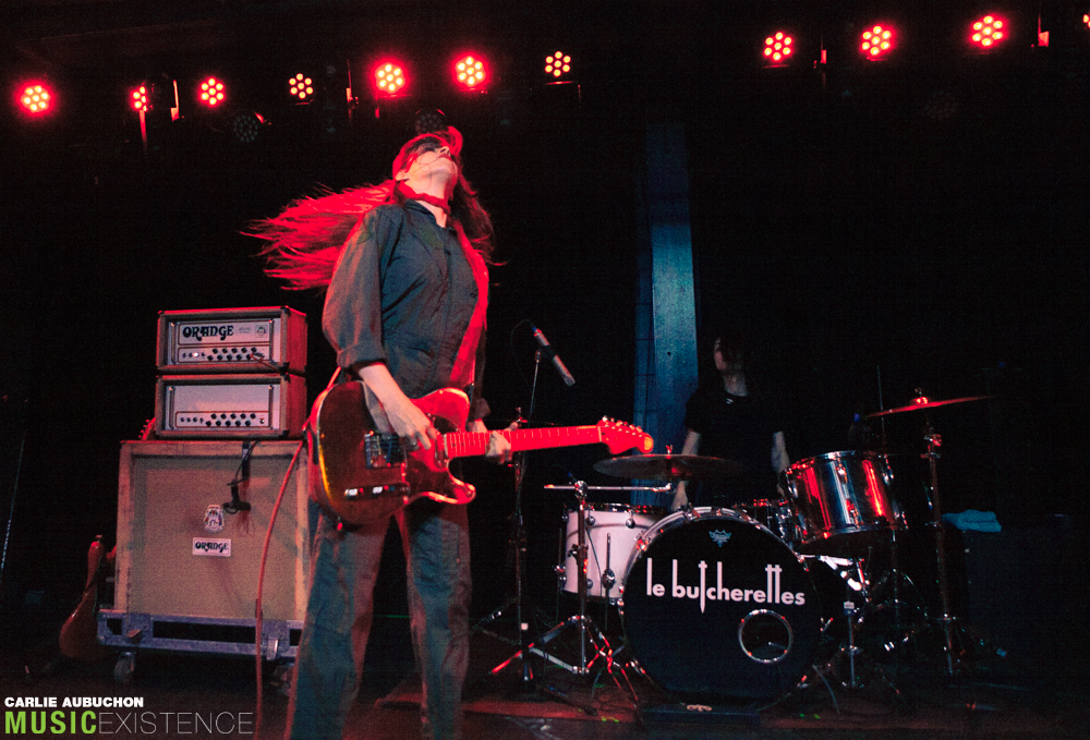 Gallery Le Butcherettes At The Ready Room In St Louis Mo On 41
