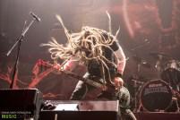 Hellyeah at Aegon Arena in Bratislava