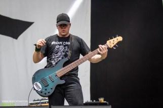 Good Charlotte at Nova Rock 2017