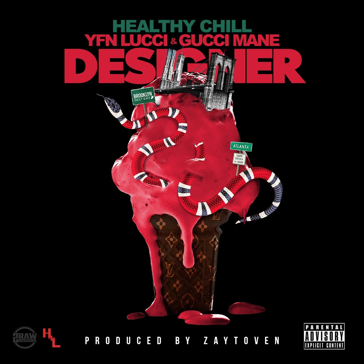 "Brooklyn Native Healthy Chill Drops Newest Single ""Designer"