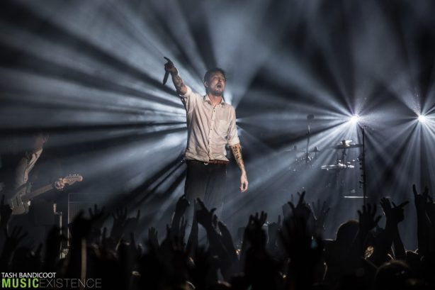 Frank Turner and the Sleeping Souls, Newcastle. 22/4/18