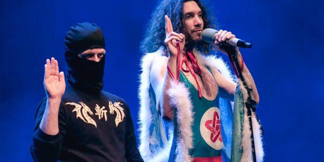 Gallery: Ninja Sex Party at Brooklyn Bowl in Las Vegas, NV 06