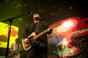 Pixies performing at Brooklyn Steel on Monday, November 19, 2018