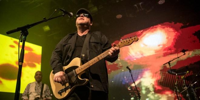 Pixies performing at Brooklyn Steel on Monday, November 19, 2018