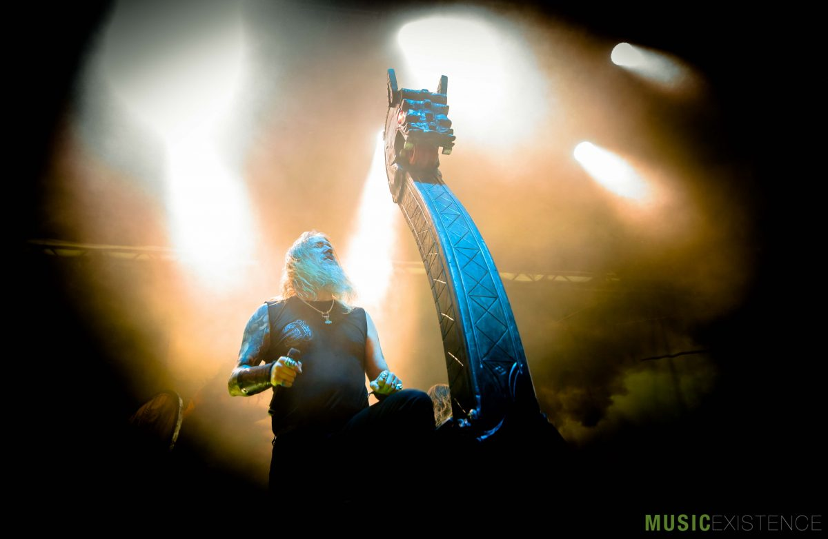 Photo Gallery – Amon Amarth at the Xfinity Center in