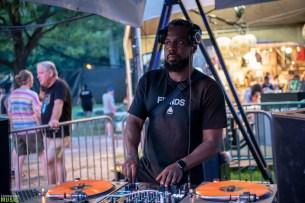 DJ MOMA at BRIC Celebrate Brooklyn! at Prospect Park