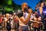 Jidenna at BRIC Celebrate Brooklyn! at Prospect Park