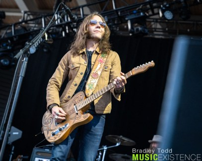 Blackberry Smoke - 7/21/19 Riveredge Park - Aurora, IL. (Photo by Bradley Todd - All Rights Reserved)