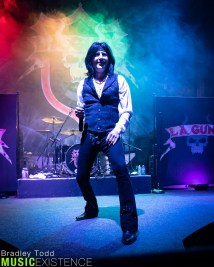 LA Guns - 2019-10-31 Apollo Theatre AC - Belvidere, IL. (Photo by Bradley Todd - All Rights Reserved)
