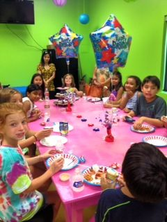 Main Event Birthday Party