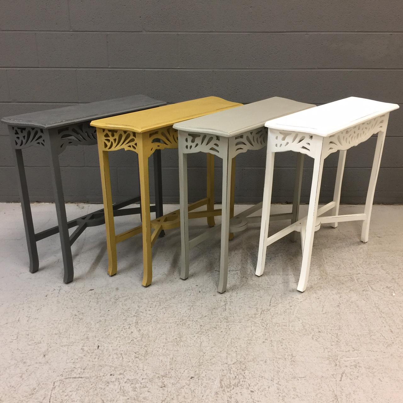 Narrow Console Table Nadeau Nashville