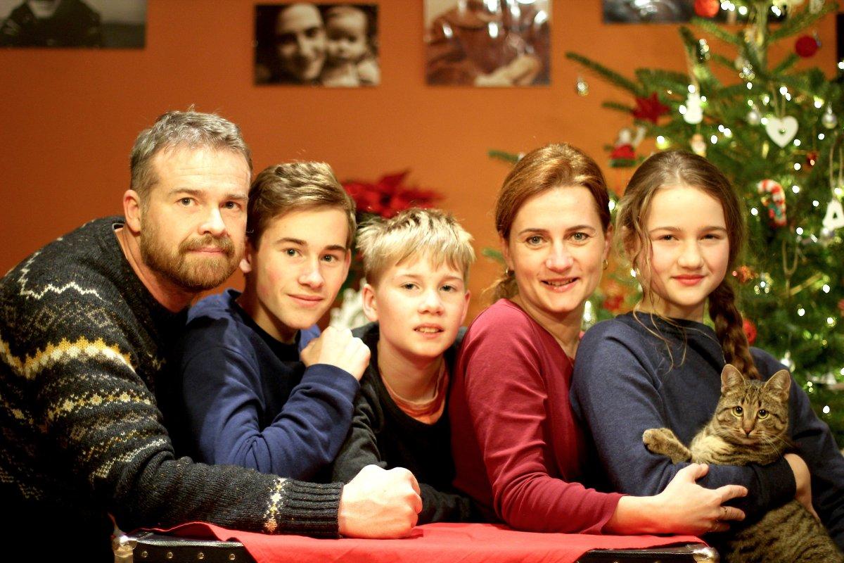poloha family christmas