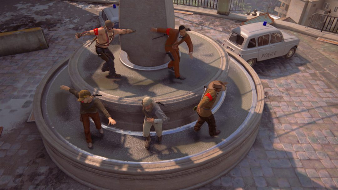 Uncharted 4 - 'Bringing Dance Taunts to Life' BTS Video 1